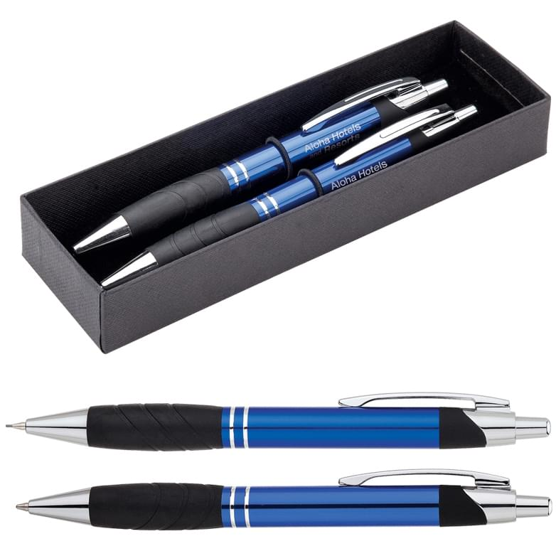 Edge Ballpoint / Pencil Set