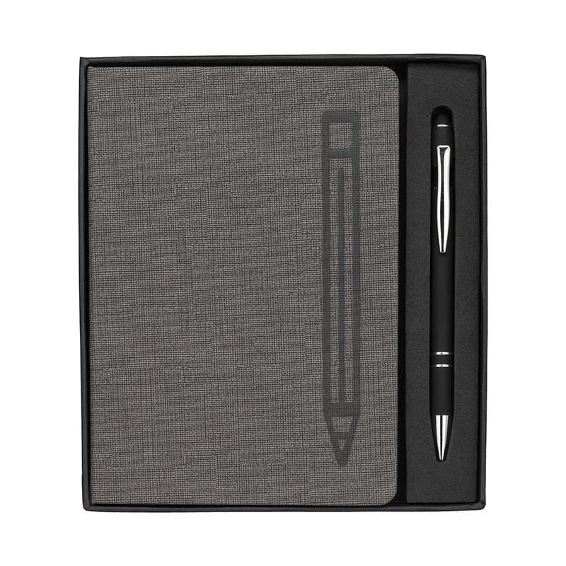Manhattan Gift Set w/ Magnetic Journal and Pen