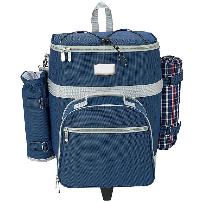 4 Person Trolley Picnic Bag