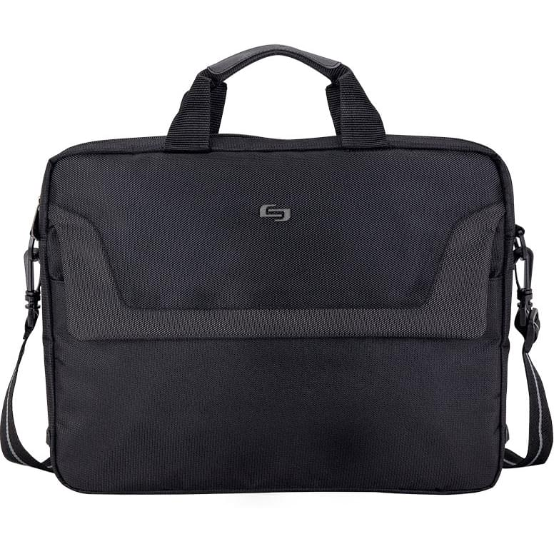 Solo® Slim Laptop Briefcase