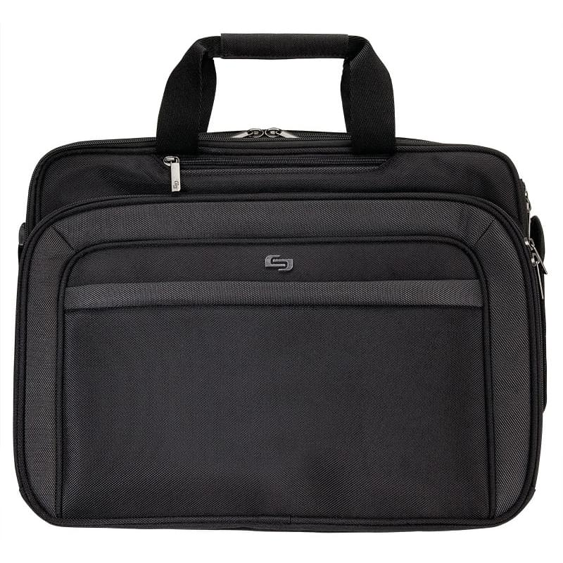 Solo® CheckFast Laptop Briefcase