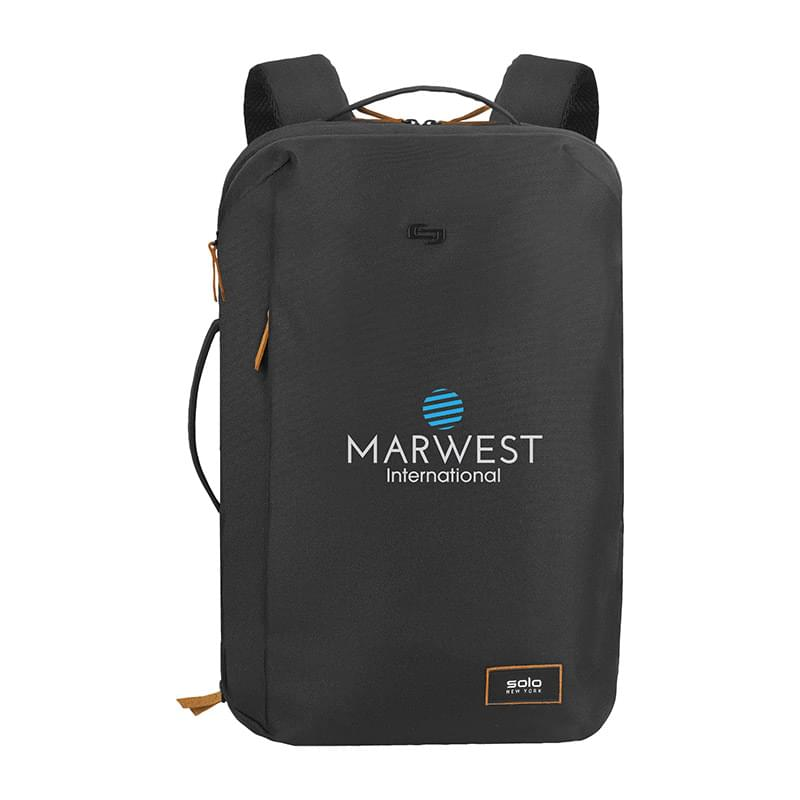 Solo® Crosstown Expandable Backpack