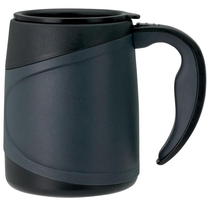 15 oz. Microwavable Double Wall Mug