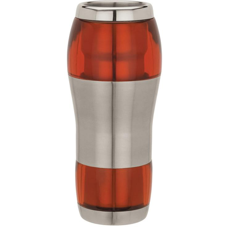 16 oz. Acrylic / Stainless Steel Tumbler