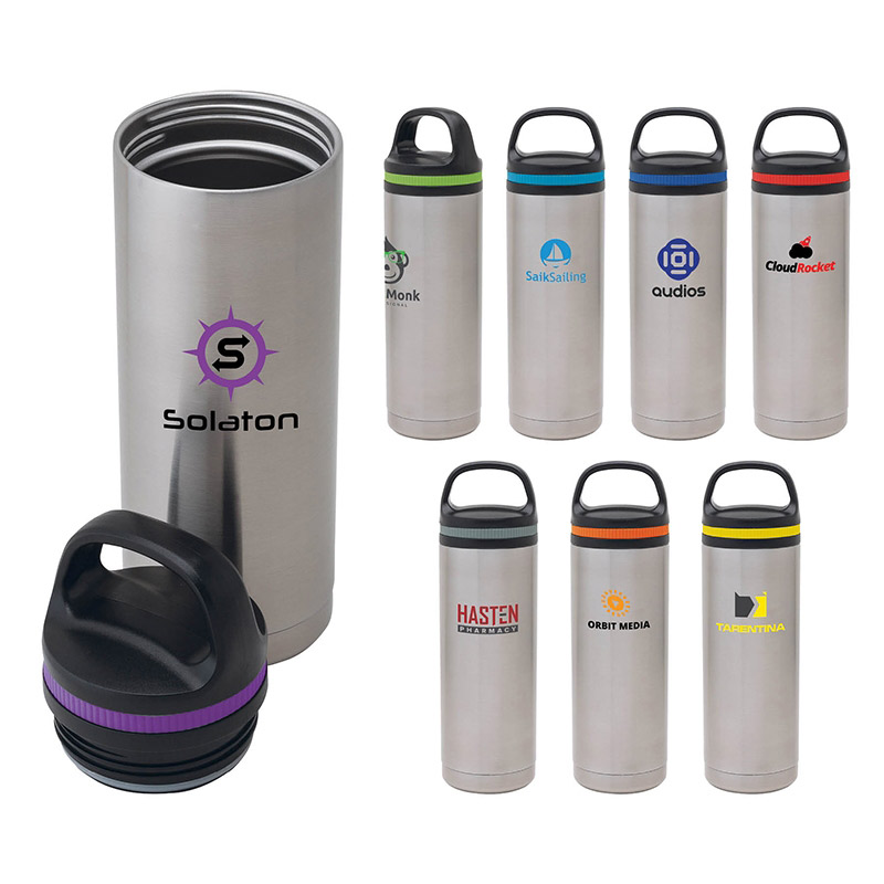 20 oz. Stainless Steel Vacuum Water Bottle