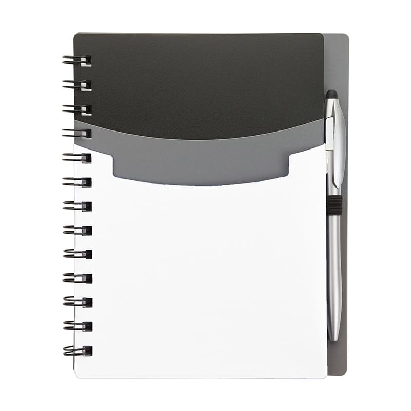 Junior Notebook & Stylus Pen
