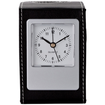 Alba Desk Clock & Pen Cup