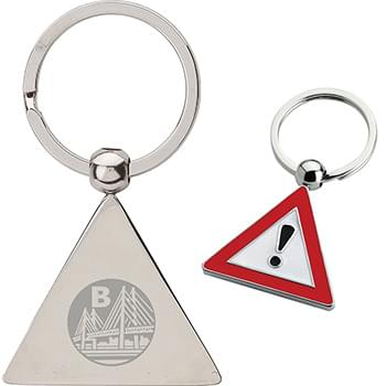 Exclamation Keychain
