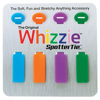 4 Pc Mini Whizzie SpotterTie Set