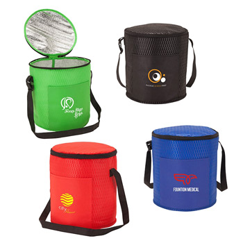 16-Can Barrel Cooler Bag