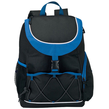 PEVA Lined Backpack Cooler