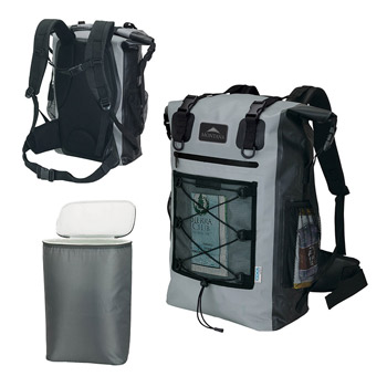 iCOOL® Xtreme Waterproof Cooler Backpack