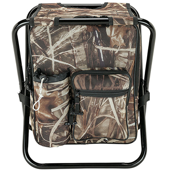 24-Can Camo Cooler Chair