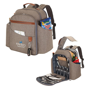 Picnic Set & Cooler Backpack