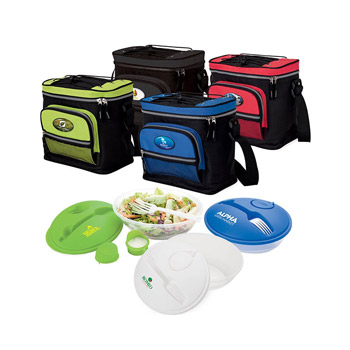 Thalia 2 Piece Salad Cooler Set