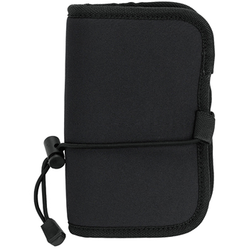 Neoprene Roll-Up Tech Organizer