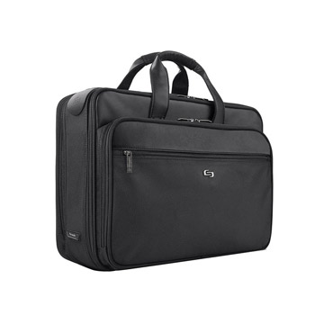 Solo Classic Smart Strap Briefcase