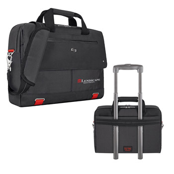 Solo® Mission Briefcase