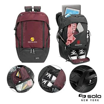 Solo® Elite Backpack