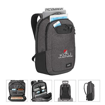 Solo® Navigate Backpack w/ Laptop Compartment