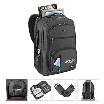 Solo® Grand Travel TSA Backpack