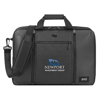 Solo® Highpass Hybrid Briefcase Backpack