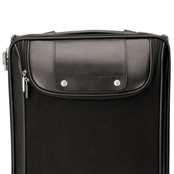 Black Nylon/Luccahyde Trolley Case