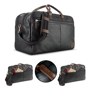 Solo® Bayside Leather Duffel