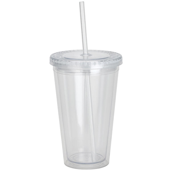 Cayman 16 oz. Double Wall Acrylic Tumbler