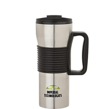 16 oz. Double Wall Stainless Steel Mug