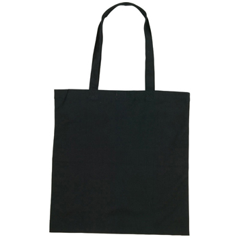 Colored Cotton Tote