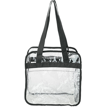Athina Clear Stadium Tote