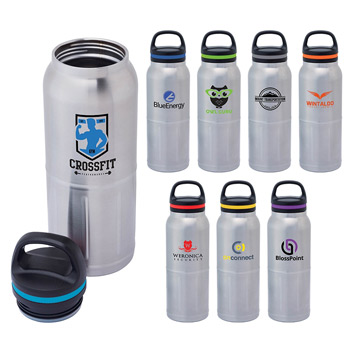 Great Odin - 40 oz. Stainless Steel Vacuum Water Bottle