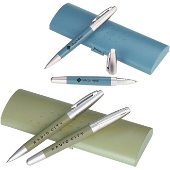 Bettoni Ballpoint / Rollerball / Tin Set