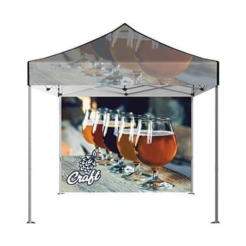 DisplaySplash 10' x 10' Single-Sided Tent Wall