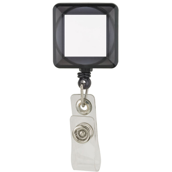Divo Badge Holder with Clip