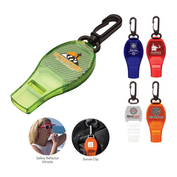 Apito Safety Reflector Whistle