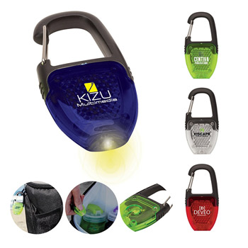 Clip-On Safety Reflector Light