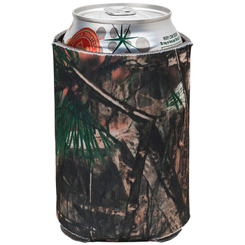 Yucca II Camo Can Cooler