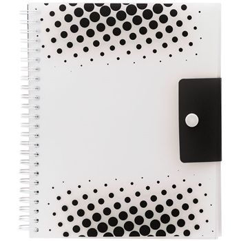 Junior Notebook with Pen & Stickies