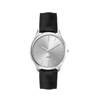 Ladies Slimcase Stainless 2-Hand Watch